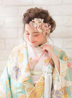 フォトギャラリー|フォトウェディング・結婚写真のaim|東京原宿 Yukata, Anime Couples, Kimono, Japanese, Cute, How To Make, Wedding, Style, Fashion