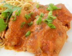 Make and share this Crock Pot Thai Chicken Thighs recipe from Food.com.