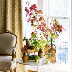 herbststrauß-wunderschönes-herbstdeko-wohnzimmer
