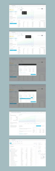 Detailed views - Nutanix Prism Cluster Runway by Ken Chen - My Original Ideas Digital Dashboard, Dashboard Ui, Dashboard Design, Graphisches Design, Design System, Information Visualization, App Design Inspiration, Ui Web, Application Design
