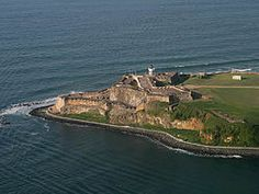 Fort San Felipe del Morro or Morro Castle is a 16th-century citadel located in San Juan, Puerto Rico. It was built to guard the entrance to San Juan Bay.  It is UNESCO World Heritage site.
