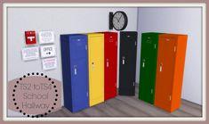 TS2 to TS4 - School Hallway - Dinha