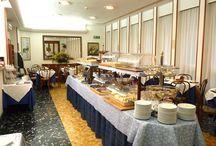 """La Sala colazioni - The Breakfast room""""Colombo"""".../di Hotel Terminus & Plaza"""
