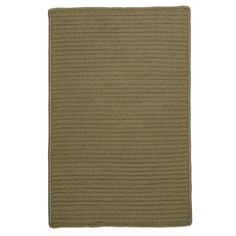 Charlton Home Glasgow Brown Area Rug Rug Size: Square 12'