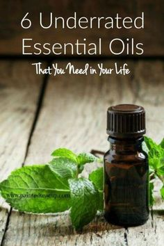 Here is a list of 6 underrated essential oils which have wonderful health & wellness benefits but are often overlooked! Learn how you can start using these oils in your daily life