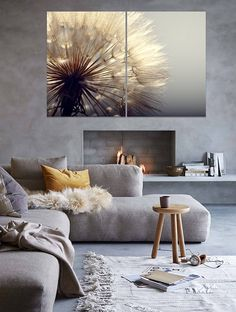 Adorable 45 Favorite Scandinavian Fireplaces That You'll Want to Curl Up Next To Perfect Living Room Decor, Fireplace Makeover, Minimalist Living Room, Wall Decor Living Room, Minimalist Living Room Decor, Home, Interior Design Living Room, Home Office Decor, Scandinavian Fireplace