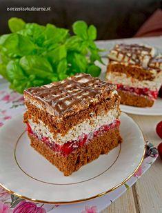Vanilla Cake, Tiramisu, Food And Drink, Cookies, Ethnic Recipes, Polish Food, Kuchen, Crack Crackers, Biscuits
