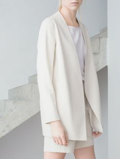 Trench Coat, THISISNON, Raw Sil Collection....x