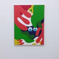 Art by Favio Moreno of the bodega negra