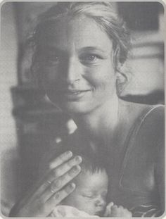 Midwife and herbalist Jeannine Parvati Baker