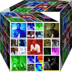 black prince... kkkk  quiosque Prince, Polaroid Film, Kiosk, Collages