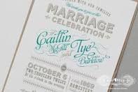 Teal & kraft rustic wedding invitation suite