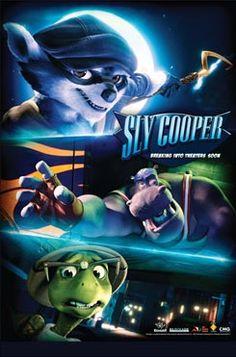 Sly Cooper. Ian James Corlett, Matt Olsen, Chris Murphy. Directed by Kevin Monroe. 2016