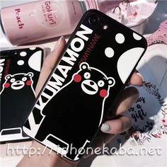 笑顔のくまモンiphone8/iphone7s通販カバー グッズ ブランドKumamon iphone7/7splusケース ニッコリ顔 カワイイキャラ携帯アイフォン6s/6お揃いケース カップル