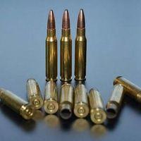 Peluru Sniper 7.62mm Tanpa serbuk plus Proyektil