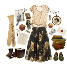 """""""I don't want to go back to school."""" by melissalackey on Polyvore"""