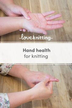 Checkout some tips to keep your hands healthy for your knitting practice! Read on the LoveKnitting blog