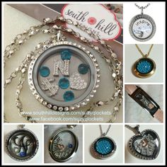 So many great ideas to show the business you're passionate about.  Here are some locket ideas for NERIUM! www.southhilldesigns.com/suzyqlockets  #nerium #directsales #lockets #jewelry #charms