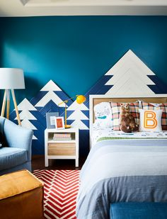 116 best Big Boy s Room Inspiration images on Pinterest   Child room     5 Boys  Room Designs to Inspire You