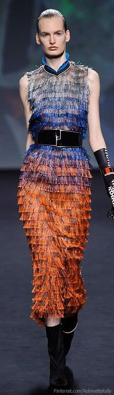 Christian Dior Haute Couture | F/W 2013 I just really don't find this attractive!