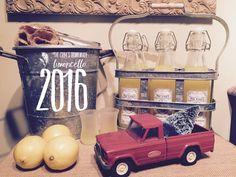 The Crea's Homemade Limoncello - Christmas 2016