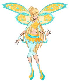 Daphne Fairy Evolution by Winx-Rainbow-Love on DeviantArt Bloom Winx Club, Daphne Winx, Twilight Equestria Girl, Princesa Celestia, Les Winx, Fantasy Weapons, Club Outfits, Anime Art Girl, Magical Girl