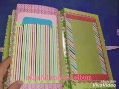 Colorful pockets album
