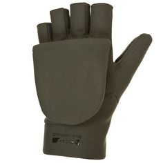 16,95€ - CHASSE Chasse - MITAINE TAIGA 500 SOFTSHELL - SOLOGNAC