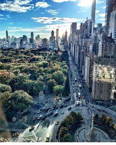 Columbus Circle by Scott Lipps @scottlipps | newyork newyorkcity newyorkcityfeelings nyc brooklyn queens the bronx staten island manhattan
