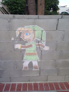 A Link Between Worlds. via: http://cosmic-artist.tumblr.com/