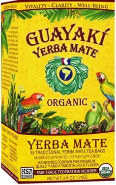 Save On Guayaki Ct Yerba Mate Traditional Mate. Enjoy The Smooth Full-Bodied Flavor And Distinct Aroma Of Our Premium-Quality, Rainforest-Grown Yerba Mate. Green Tea Vs Coffee, Yerba Mate Tea, Fat Burning Drinks, Best Tea, Herbal Tea, Healthy Drinks, Yummy Drinks, Healthy Weight, Healthy Habits