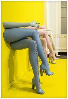 Allen Jones exhibition at the Royal Academy