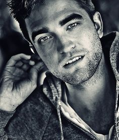 Scruffy Rob....yum