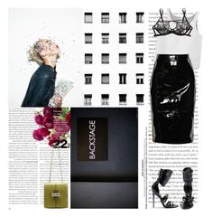 Untitled #1324 by cristina-e on Polyvore featuring Monki, Givenchy, Agent Provocateur, Tom Ford and Aperlaï