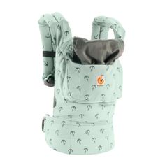 www.duematernity.com 2014 Limited Edition Ergobaby Original Ergo Baby Carrier - Limited Edition Sea Skipper | Baby