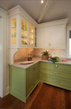 #Kitchen #Cabinets