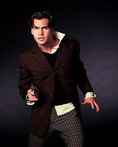 Chicago born Billy Zane actor and producer Billy Zane, Most Beautiful Man, Role Models, Bae, Chicago, Suit Jacket, Train, Actors, Fashion