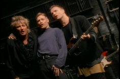 """En 1994, formó junto a Sting y Rod Stewart un inolvidable trío para la canción """"All For Love"""""""