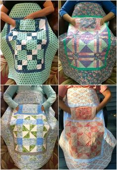 26 Creatively Thoughtful DIY Items to Craft and Donate to Your Local Nursing Home - Fabric Crafts - Sewing Patterns Free, Free Sewing, Lap Quilt Patterns, Quilting Projects, Craft Projects, Project Ideas, Fabric Crafts, Sewing Crafts, Diy Crafts