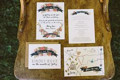 Rustic Story Indiana Wedding | photo by Emily Weis Photography | 100 Layer Cake