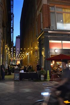 Alleyways Become Pathways to Urban Revitalization
