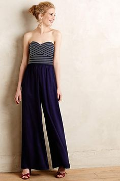 Mykonos Jumpsuit - anthropologie.com #anthrofave