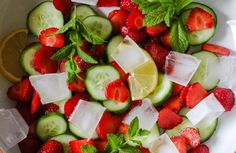 Sonntagsessen: Schöne Grüße von der Salatfraktion