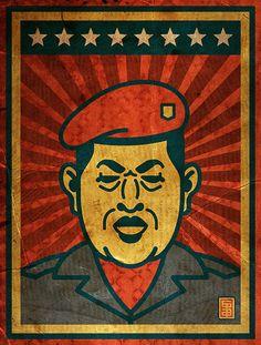 Hugo Chavez - Hasta la victoria siempre! #Revolucion.