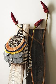 Anthropologie Pampas Backpack