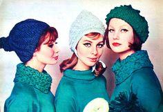 Romance (Dutch) January 1964  Knitting Fashion