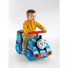 "Power Wheels Fisher-Price Thomas the Train 6 Volt Ride On - Power Wheels - Toys ""R"" Us"