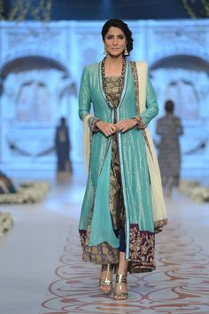 Nida Azwer Bridal Collection at PBCW 14 Day 3.....love it