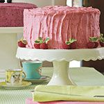 Raspberry Buttercream Frosting Recipe | MyRecipes.com