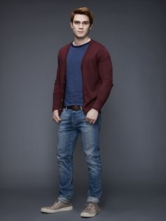 Riverdale/Archie Andrews my lord, the actor is gorgeous. I think I watch the show just to see him.